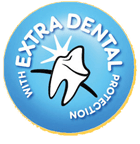 Extra Dental Protection Logo